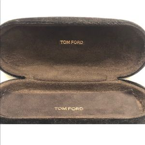 Tom Ford Case & Cleaning Cloth